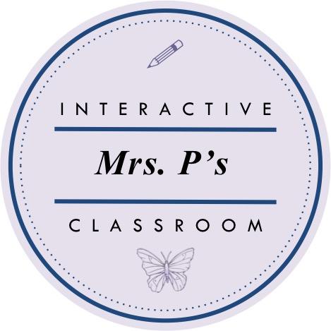 Mrs. P's Interactive Classroom